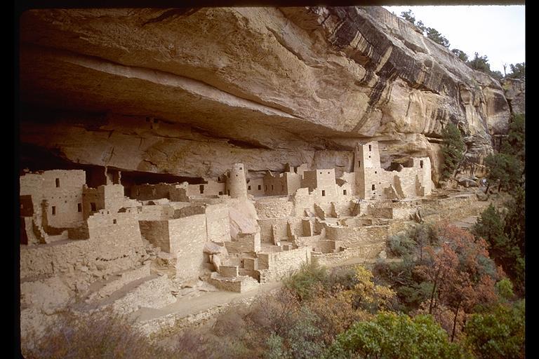 Confins du désert rouge - village des falaises Mesa-verde-2-12.3